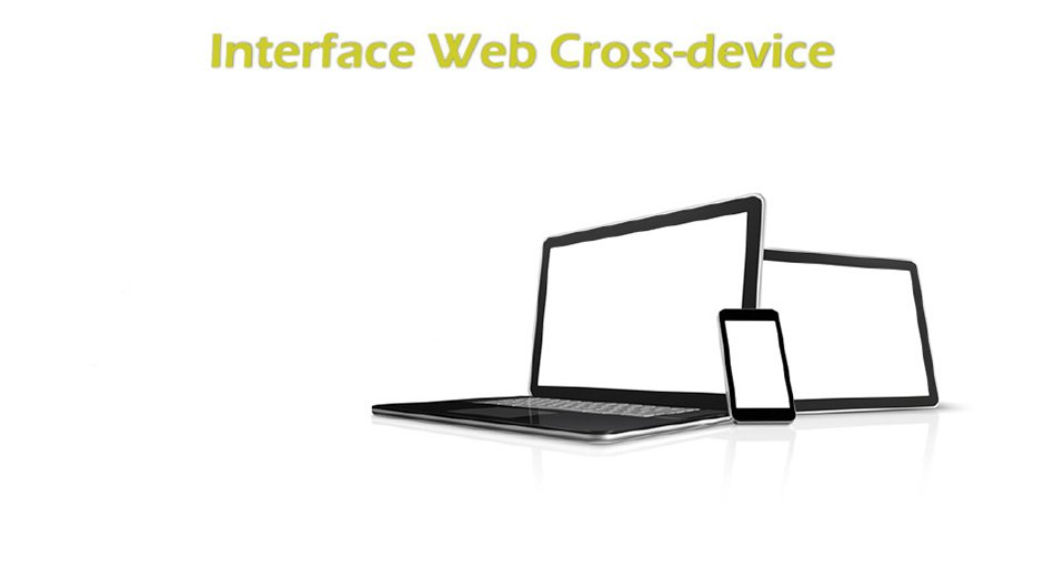 Interface Web Cross-device